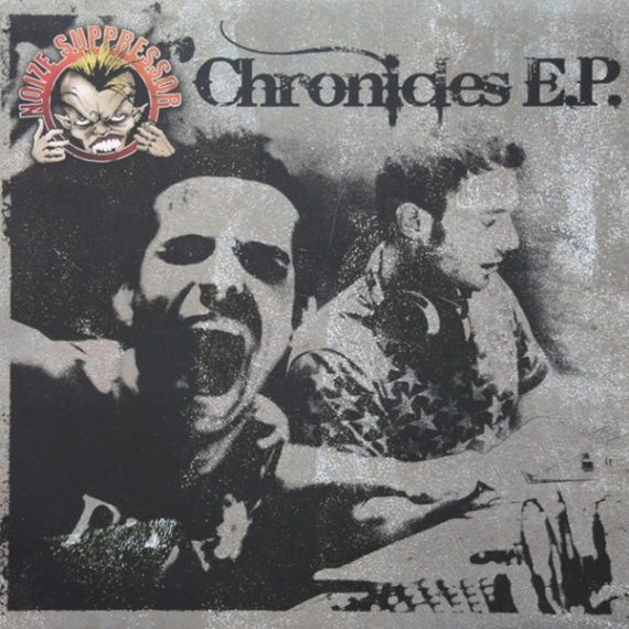 Chronicles Cover