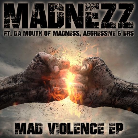 Da Mouth of Madness Album Cover